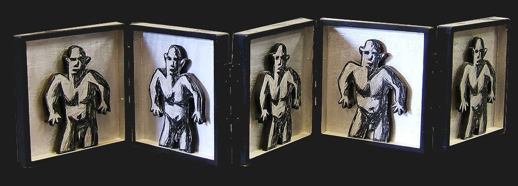 Sacha Schwarz - Oeuvres - Hommes : Hommes 6